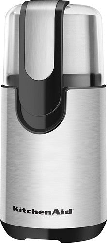 KitchenAid BCG111OB Coffee Grinder - Onyx Black - Coffee Maker - KitchenAid - Topchoice Electronics