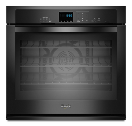 "Whirlpool 27"" Built-In Single Electric Convection Wall Oven"