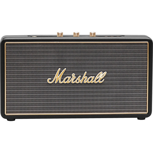 Marshall Stockwell Portable Bluetooth Speaker & Flip Cover 4091451 Black