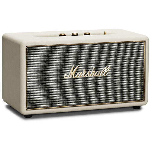 Marshall Stanmore Bluetooth Speaker 4091629 Cream