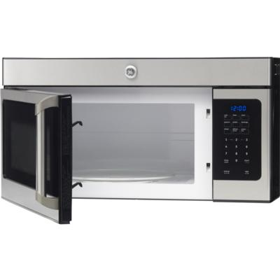 GE CAFÉ CVM1655STC 1.6 CU. FT. OVER-THE-RANGE MICROWAVE OVEN - Stainless Steel - Microwaves - GE CAFE - Topchoice Electronics