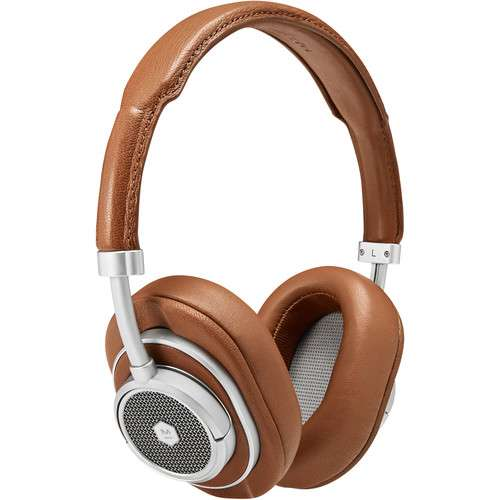 Master and Dynamic MW50+ 2-In-1 Wireless On-Ear + Over-Ear Wireless Headphones