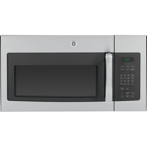 GE 1.7 cubic ft JVM6175SVC Over the Range Microwave 1000 Watts -  300 CFM - Stainless Steel