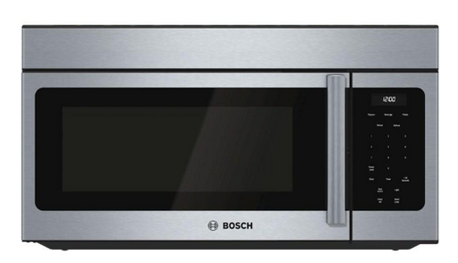 BOSCH HMV3053C 300 Series OTR Microwave In Stainless steel