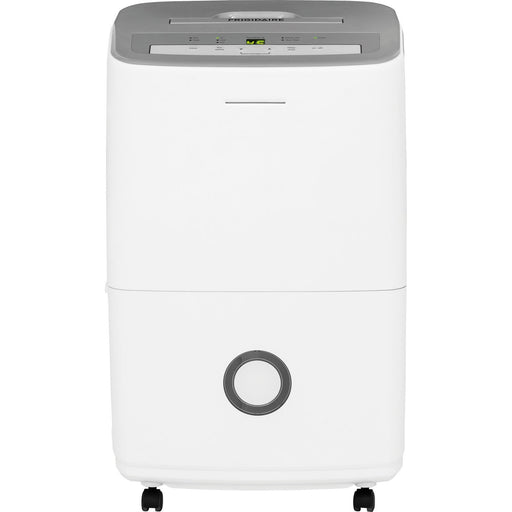Frigidaire FFAD3033R1 30 Pint Dehumidifier With Effortless Humidity Control In White