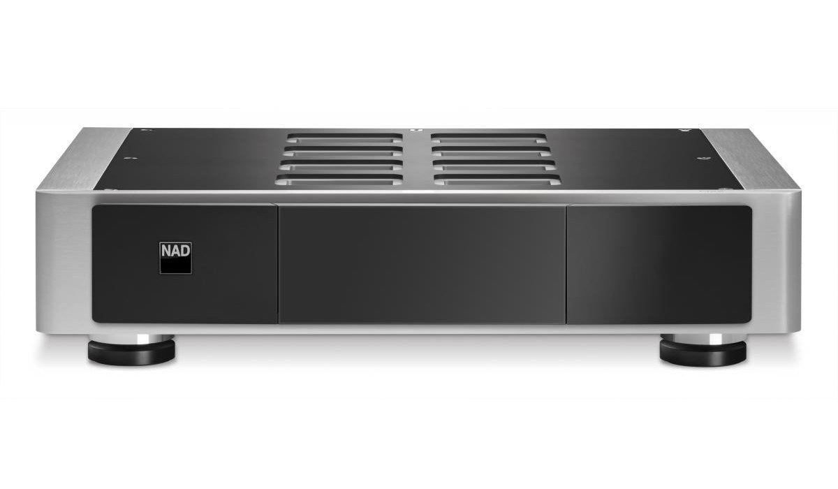 NAD Masters Series Hybrid Digital Power Amplifier - A V Components - NAD Electronics - Topchoice Electronics