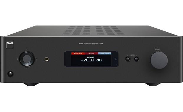 NAD C 388 BluOS Stereo Integrated Amplifier