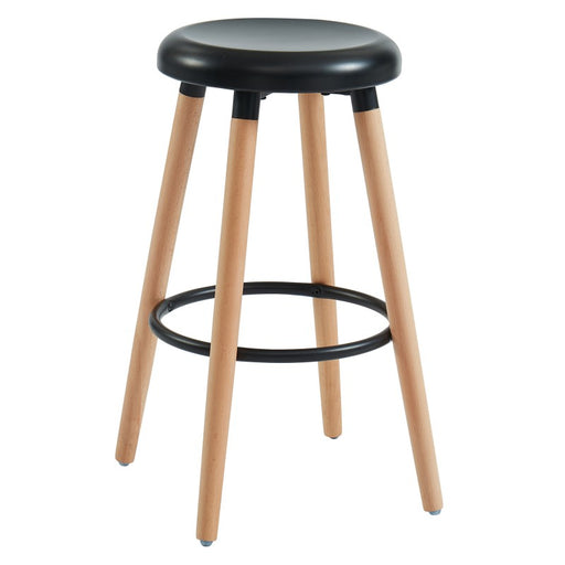 Worldwide 203-252NAT Viva 26 Inch Counter Stool in Natural (2Pcs)