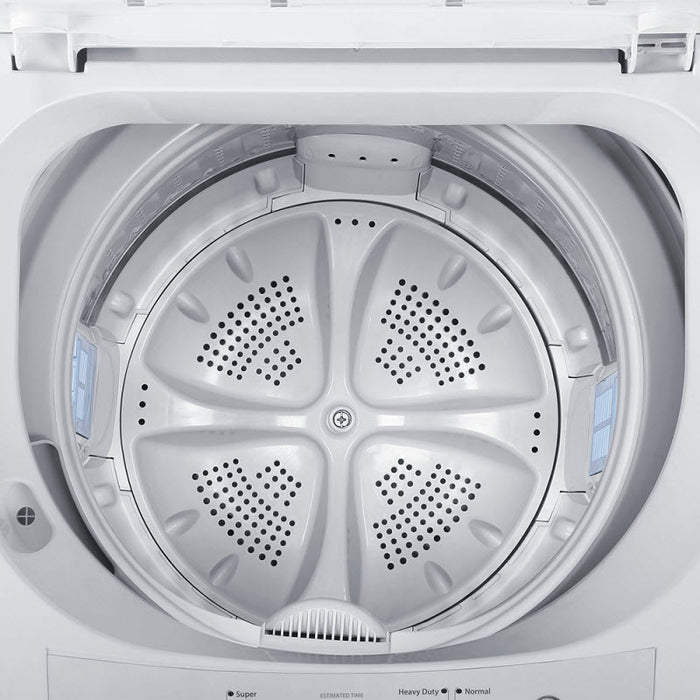 Haier compact 1.5 cu.ft Portable Washer - Washer - HAIER - Topchoice Electronics