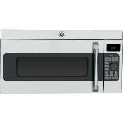 GE CAFÉ CVM1599SVC 1.5 CU. FT. OVER-THE-RANGE MICROWAVE OVEN - Stainless Steel - Microwaves - GE CAFE - Topchoice Electronics