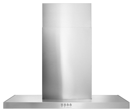 "Whirlpool WVW57UC0FS 30"" Wall Mount Flat Range Hood in Stainless Steel"