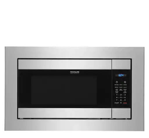 Frigidaire Professional CPMO227NUF 2.0 Cu. Ft. Built-In Microwave In Stainless Steel