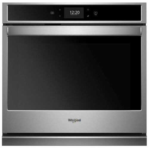 "Whirlpool 30"" Built-In Single Electric Convection Wall Oven"