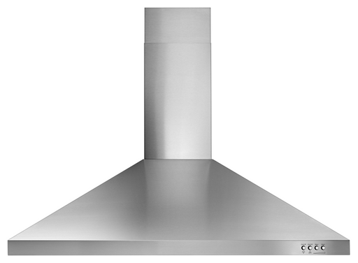 "Whirlpool WVW53UC6FS 36"" Contemporary Wall Mount Range Hood - Stainless Steel"