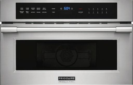 Frigidaire Professional FPMO3077TF 30-Inch Built-In Convection Microwave Oven With Drop-Down Door In Stainless Steel