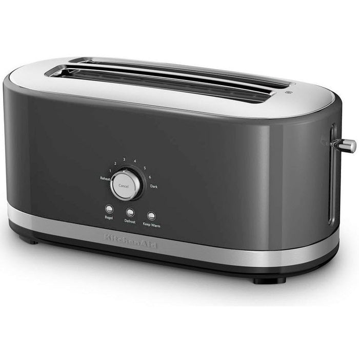 KitchenAid 4-Slice Long Slot Toaster with High Lift Lever - Toasters - KitchenAid - Topchoice Electronics