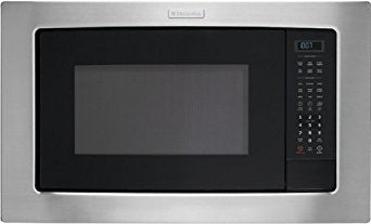 Electrolux EI24MO45IB 30'' Built-In Microwave Oven - Black with stainless steel trim kit - Microwaves - Electrolux - Topchoice Electronics