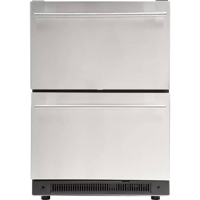 Haier Dual Drawer Refrigeration - Refrigerator - HAIER - Topchoice Electronics