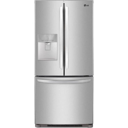 LG LFD22786ST 30-Inch 22 Cu. Ft. French Door Refrigerator with Smart Cooling System