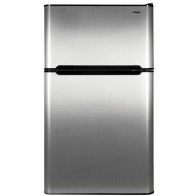 Haier 2 Door Compact Refrigerator with Top Freezer - Refrigerator - HAIER - Topchoice Electronics