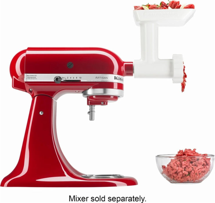 KitchenAid FGA Food Grinder Attachment - White - Attachments - KitchenAid - Topchoice Electronics