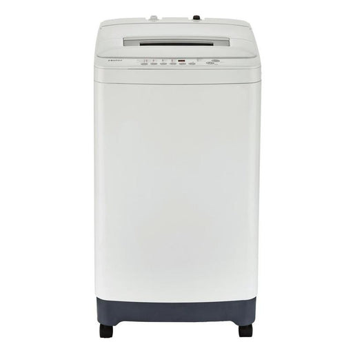 Haier compact Top Load Portable Washer with casters - Washer - HAIER - Topchoice Electronics