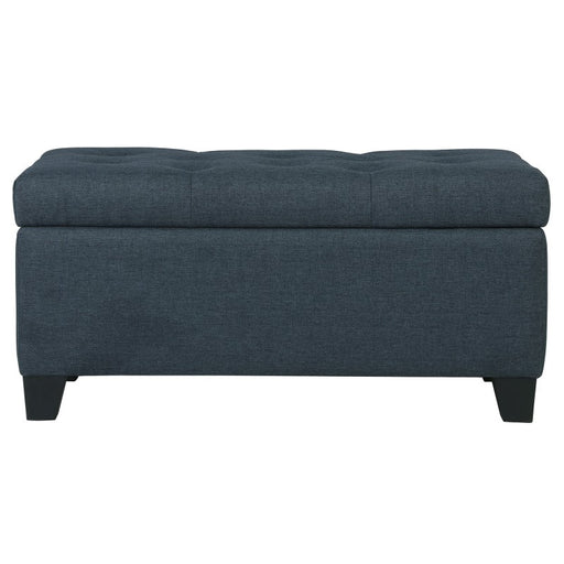 Worldwide Sarah Storage Ottoman (Each)