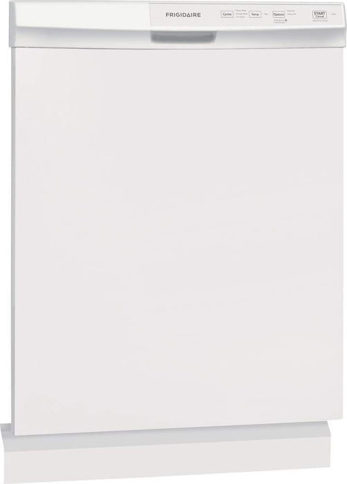 Frigidaire FFCD2413UW 24'' Built-In Dishwasher - White