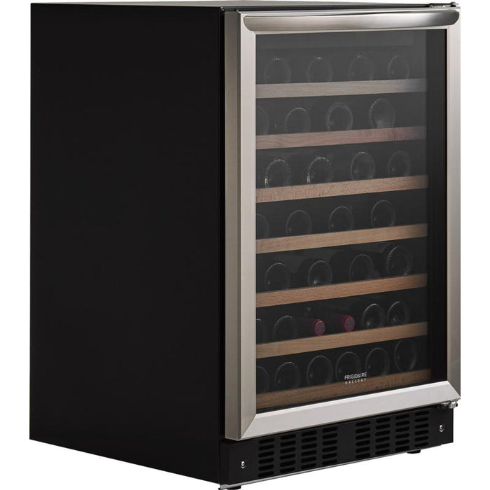 Frigidaire Gallery FGWC5233TS  42 Bottle Wine Cooler - Wine Cooler - Frigidaire Gallery - Topchoice Electronics