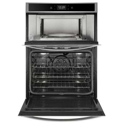 Whirlpool 30 Inch 6.4 Cu. Ft. Smart Combination Wall Oven