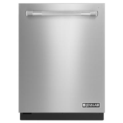 "Jenn-Air JDTSS246GP 24"" Built-In TriFecta™ Dishwasher, 38dBA -  Pro-Style Stainless Handle - Dishwasher - Jenn-Air - Topchoice Electronics"
