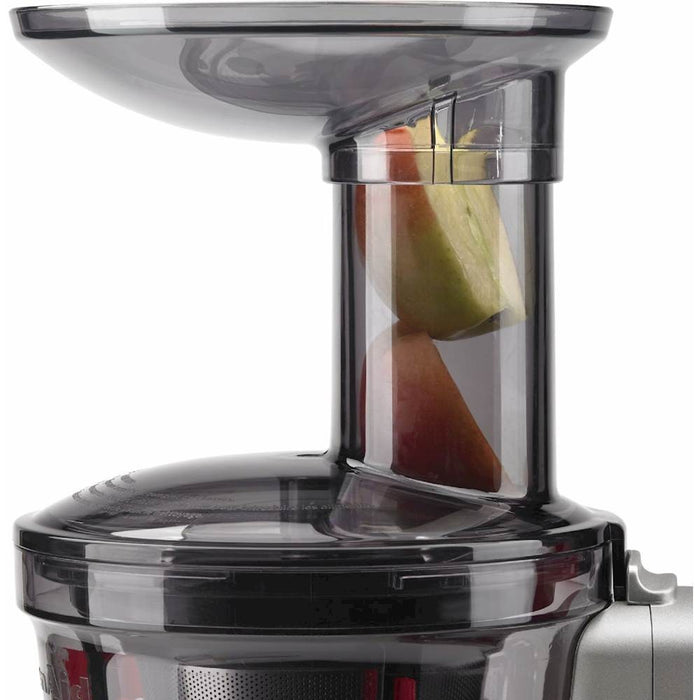 KitchenAid KSM1JA Juicer and Sauce Attachment for KitchenAid Stand Mixers - Silver/Black - Attachments - KitchenAid - Topchoice Electronics
