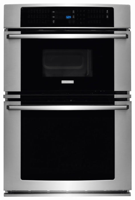 Electrolux EW30MC65PS 30'' Wall Oven and Microwave Combination with Wave-Touch® Controls - Stainless Steel - Wall Oven - Electrolux - Topchoice Electronics