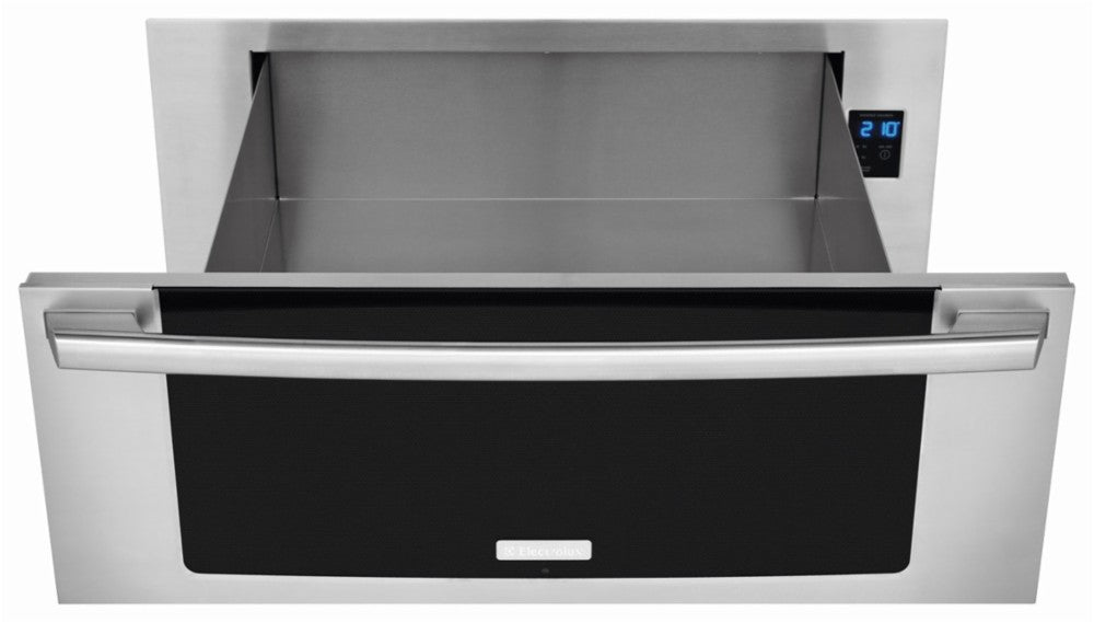 Electrolux EW30WD55QS 30'' Built-In Warmer Drawer - Stainless Steel - Range - Electrolux - Topchoice Electronics