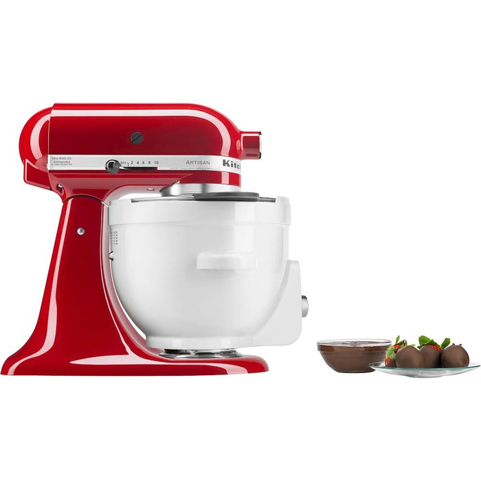 KitchenAid KSM1CBT Precise Heat Mixing Bowl - Attachments - KitchenAid - Topchoice Electronics