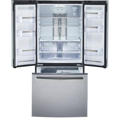 "GE PROFILE 33"" 24.8 Cu.Ft. French Door Refrigerator - Refrigerator - GE Profile - Topchoice Electronics"
