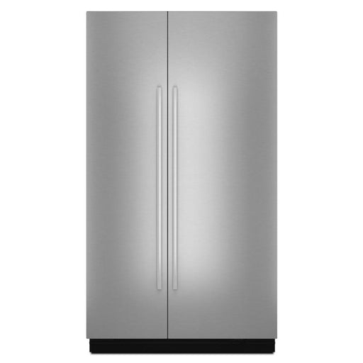 "Jenn-Air JBSFS48NHS 48"" refrigeration side by side Panel - Euro Style Stainless Steel Handle - Refrigerator - Jenn-Air - Topchoice Electronics"