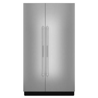 "Jenn-Air JBSFS48NHP 48"" refrigeration side by side Panel - Pro Style Stainless Steel Handle"