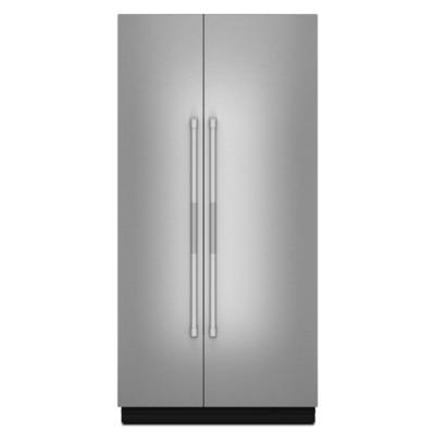 "Jenn-Air JBSFS42NHP 42"" refrigeration side by side Panel - Pro Style Stainless Steel Handle - Refrigerator - Jenn-Air - Topchoice Electronics"