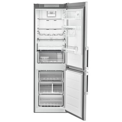 KitchenAid URB551WNGZ Bottom-Mount Refrigerator 24-inches wide - Fingerprint Resistant Stainless Steel - Refrigerator - KitchenAid - Topchoice Electronics