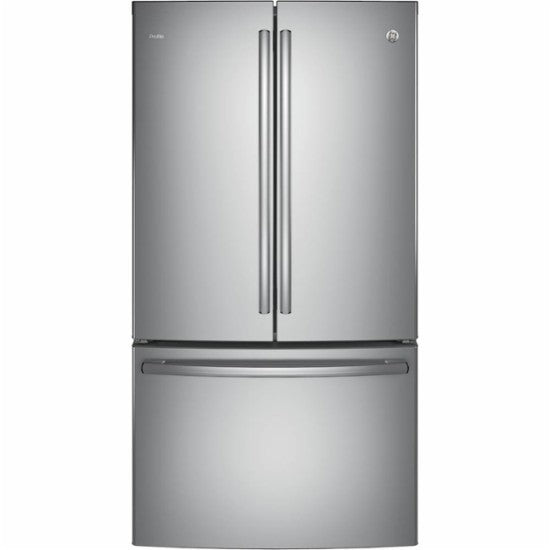 GE PROFILE 23.1 Cu. Ft. French Door Counter-Depth Refrigerator - Refrigerator - GE Profile - Topchoice Electronics