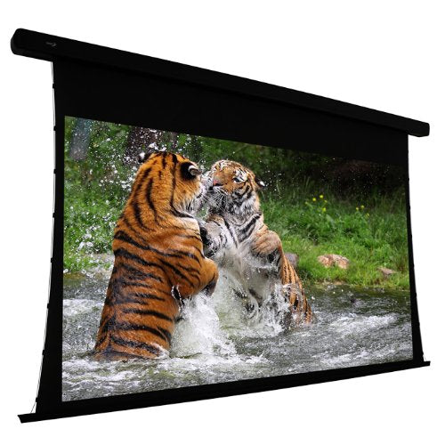 EluneVision Reference Studio 4K Tab-Tensioned Projector Screen EV-TC3-130-4K