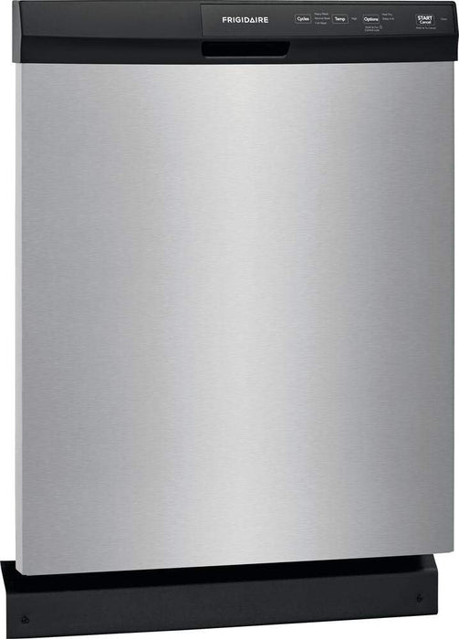 Frigidaire FFCD2413US 24'' Built-In Dishwasher - Stainless Steel