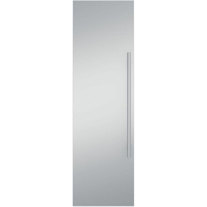 Monogram ZKCSC249 24-Inch Stainless Steel Panel with Euro Handle (Left Hinge)