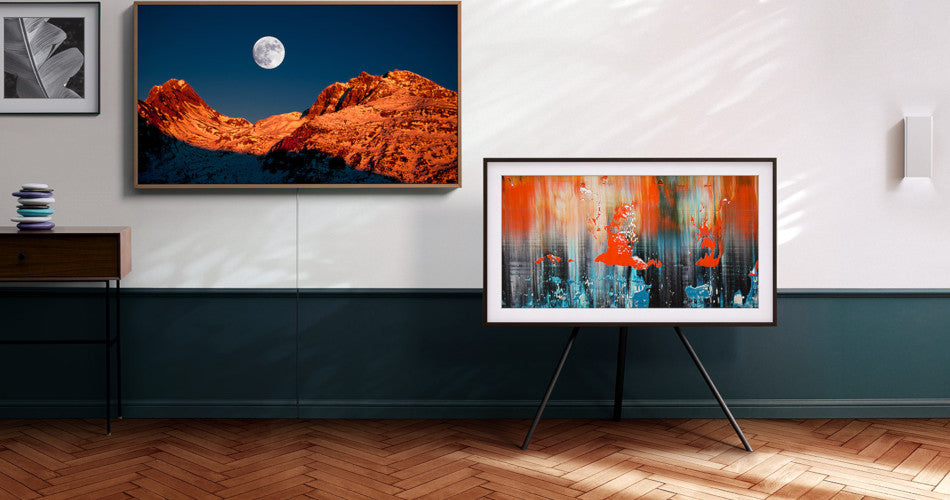 Samsung QN32LS03TBFXZC 32 inch The Frame QLED TV ( 2020 )