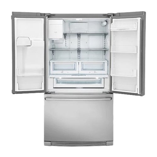 Electrolux EW23BC87SS Counter-Depth French Door Refrigerator with Wave-Touch® Controls - Stainless Steel - Refrigerator - Electrolux - Topchoice Electronics