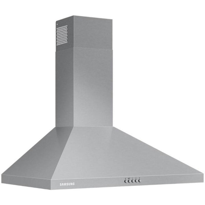 "Samsung NK30R5000WS/AA 30"" Wall Mount Hood in Stainless Steel"