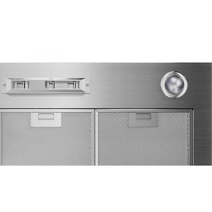"KitchenAid UVL6036JSS 36"" Custom Hood Liner in Stainless Steel"