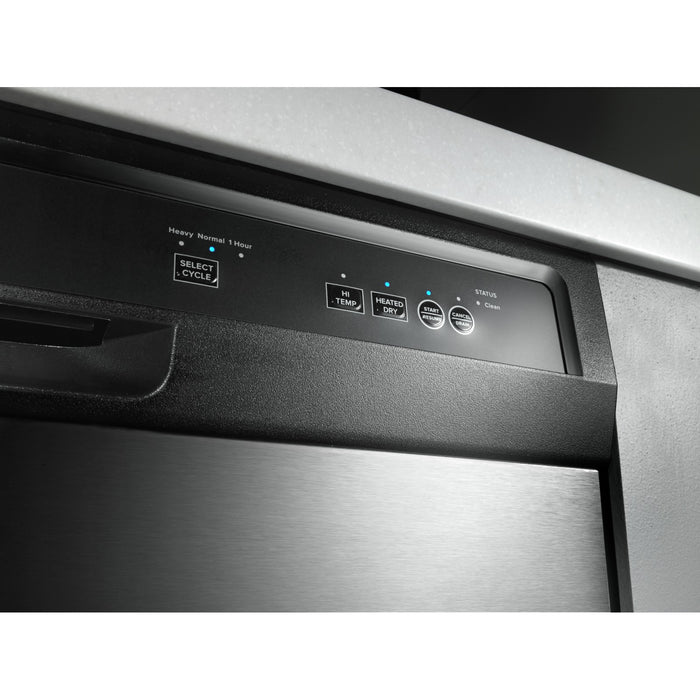 Amana ADB1400AGS Dishwasher with Triple Filter Wash System - Stainless Steel