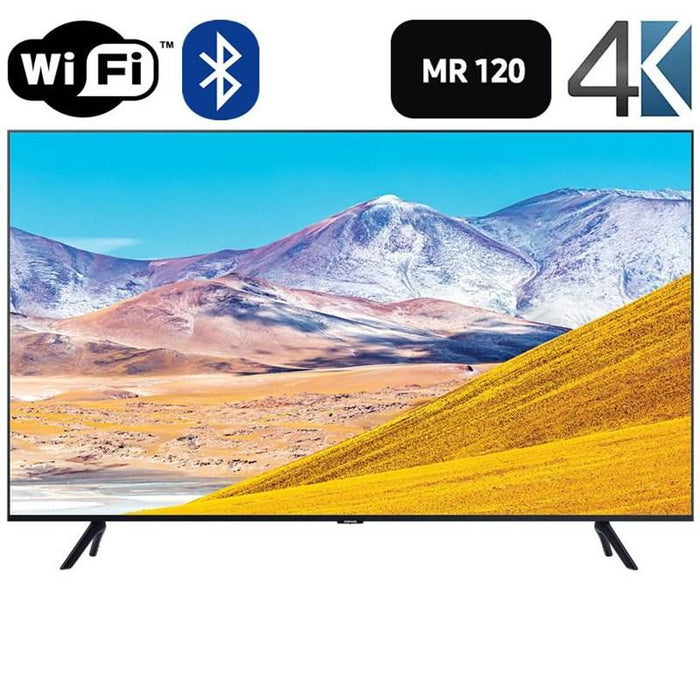 Samsung 43-Inch Smart LED 4K Ultra HD TV with HDR - UN43TU8000FXZC